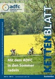 Kettenblatt 2 - ADFC - Osnabrück