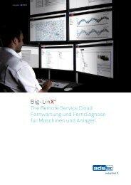 Big-LinX® The Remote Service Cloud Fernwartung und ... - ads-tec