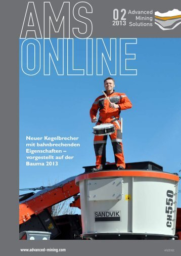Deutschland GmbH - Advanced Mining Solutions