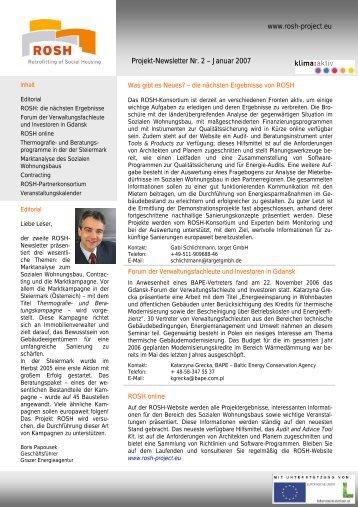 Jan. 07.pdf - bei AEE - Institut für Nachhaltige Technologien