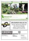 Dorfnachrichten 2/2011 - Aegerten - Page 2