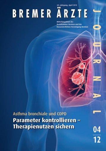 Parameter kontrollieren – Therapienutzen sichern - Ärztekammer ...