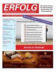 Erfolg_Ausgabe Nr. 9 - Oktober 2013