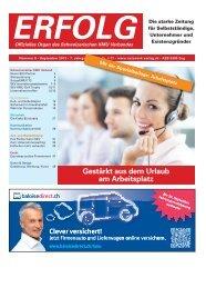 Erfolg_Ausgabe Nr. 8 - September 2013