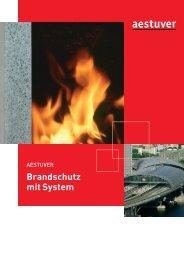 AESTUVER. Brandschutz mit System