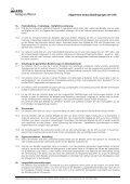 Allgemeine Einkaufsbedingungen der AFG Arbonia ... - bei der AFG - Seite 5