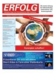 Erfolg_Ausgabe Nr. 4 - Mai 2012