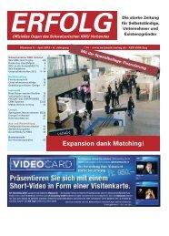 Erfolg_Ausgabe Nr. 5 - Juni 2012