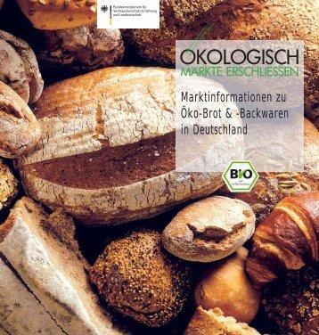 Backwaren - Oekolandbau.de