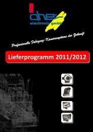 Lieferprogramm 2011/2012 - ahe electronic gmbh