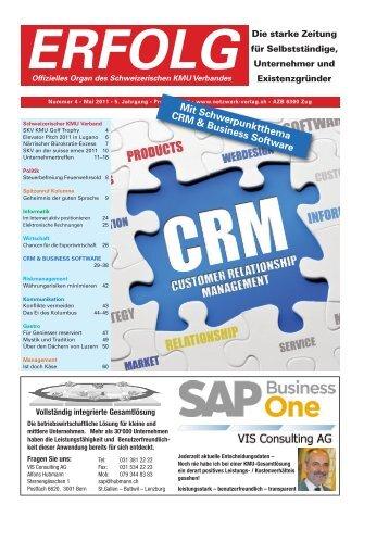 Erfolg_Ausgabe Nr. 4 - Mai 2011