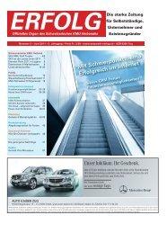 Erfolg_Ausgabe Nr. 5 - Juni 2011