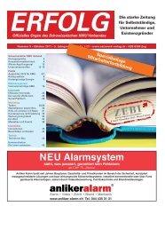 Erfolg_Ausgabe Nr. 9 - Oktober 2011