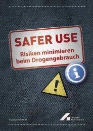 Safer use 2008 dt - Deutsche Aids-Hilfe e.V.