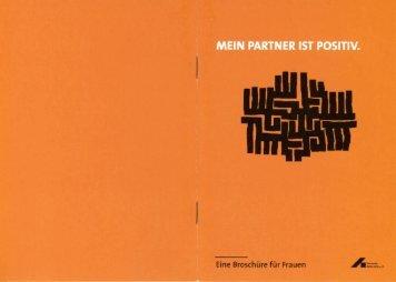 Mein Partner ist positiv - Deutsche AIDS-Hilfe e.V.
