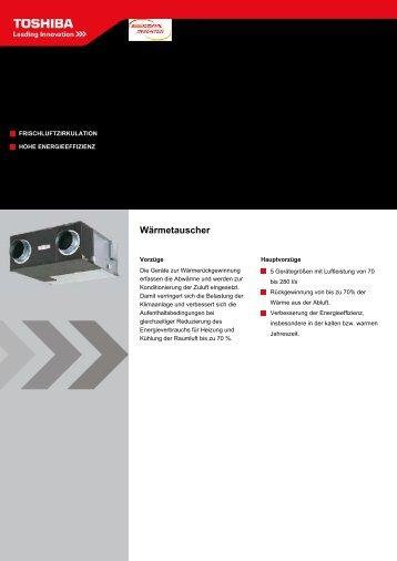 Wärmetauscher - airmix Klimaanlagen Wien