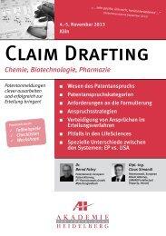Chemie, Biotechnologie, Pharmazie - AH Akademie für Fortbildung ...