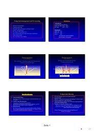 Workshop Temeraturmanagement Erwin Reu - Akademie