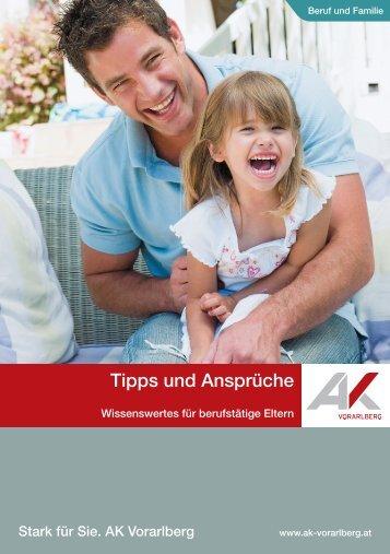 Tipps und Ansprüche - AK Basics