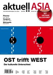 OST trifft WEST - Aktuell ASIA
