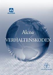 VERHALTENSKODEX - Alcoa