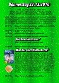 Unser Programm Weihnachten & Silvester 2010/2011 - Aldiana - Seite 3