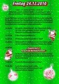 Unser Programm Weihnachten & Silvester 2010/2011 - Aldiana - Seite 4