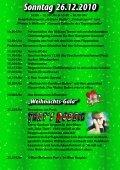 Unser Programm Weihnachten & Silvester 2010/2011 - Aldiana - Seite 7