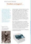 Arche Kalender Vorschau - Alexandra Wübbelsmann - Seite 4