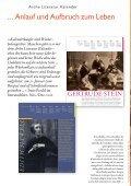 Arche Kalender Vorschau - Alexandra Wübbelsmann - Seite 6