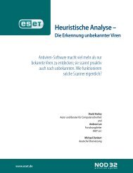 Heuristische Analyse – - All-About-SECURITY