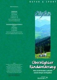Oberallg−uer RWW-28.6.00 neu - Allgäu