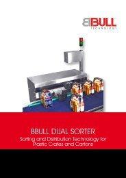 BBULL DUAL SORTER - BBULL TECHNOLOGY