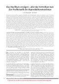 aber das Vertretbare tun: Zur Problematik des Reproduktionstourismus - Seite 2