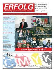 Erfolg_Ausgabe Nr. 3 - April 2010