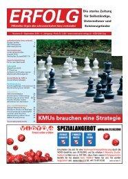 Erfolg_Ausgabe Nr. 8 - September 2010