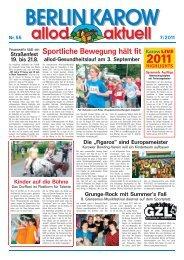 Ausgabe 55 - Juli 2011 - Allod-mediac2.com