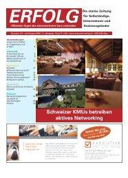 Erfolg_Ausgabe Nr. 7/8 - Juli/August 2009