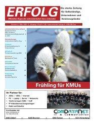 Erfolg_Ausgabe Nr. 3 - März 2009