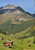 Almenregion Gitschber Jochtal - Pension Rosenhof - Seite 2
