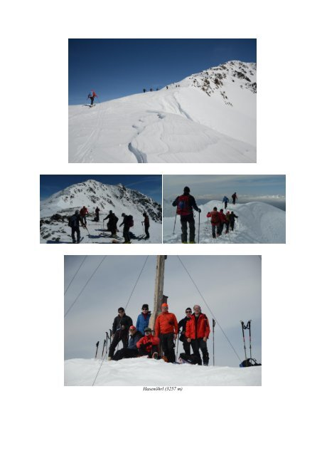 Skihochtouren im Ultental