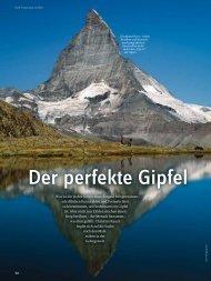 Panorama 2 2012 Reportage: Prominente Berge - Deutscher ...