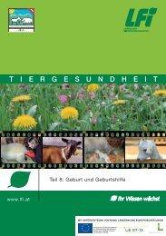 Teil 8 08 Geburt und Geburtshilfe - Landesverband Bayerischer ...