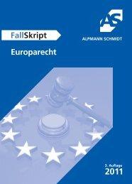 FS EuropaR (6).indd - Alpmann Schmidt