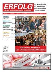 Erfolg_Ausgabe Nr. 4 - April 2008