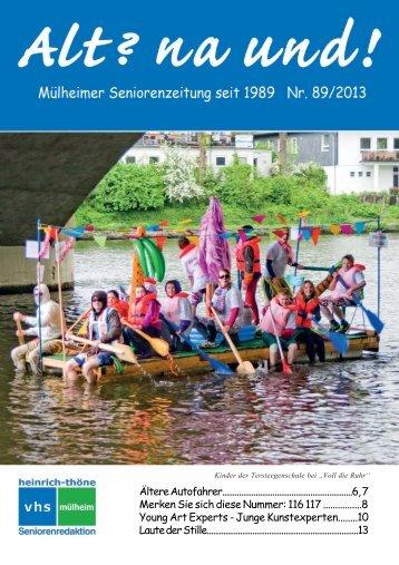 Alt? na und! Nr. 89/2013