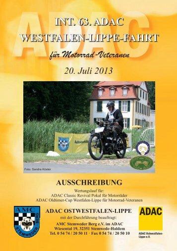 Ausschreibung WLF 2013.pdf - AMC Stemweder Berg