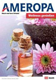 Wellness genießen - Ameropa-Reisen