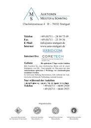 Telefon +49 (0)711 – 24 84 73 69 Fax +49 (0) - ams-stuttgart