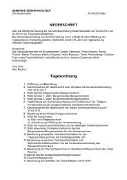 06.06.2013 - Amt Eggebek